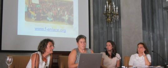 ENLACE participa en las Jornadas sobre Violencia de Género y Drogodependencias del IAM