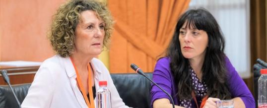 ENLACE comparece en el Parlamento Andaluz para valorar los Presupuestos 2019