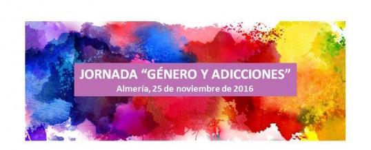 """Jornada """"Género y Adicciones"""" en Almería"""