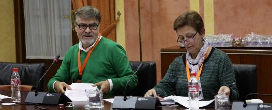 ENLACE comparece en el Parlamento Andaluz para valorar los Presupuestos 2017