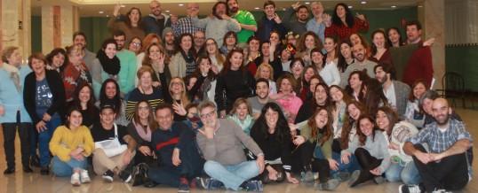 ¡Qué bueno que vinisteis! XXVI Jornadas Andaluzas de ENLACE