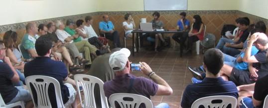 ENLACE se une a varias entidades andaluzas para la creación del Consorcio Andaluz de Impulso Social