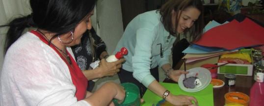 ENLACE ha comenzado ReseteArt, un programa dirigido a la prevención de las adicciones y violencia de género en jóvenes en contexto de ocio