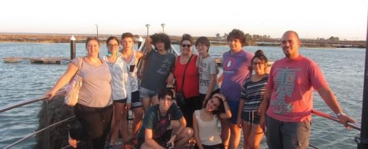 ReseteArt cierra sus actividades con 14 jóvenes en el encuentro del Puerto de Santa María