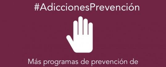 #RetosAdicciones