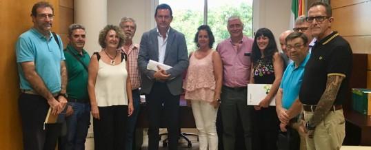 Las Federaciones Andaluzas de Adicciones se reúnen con la Viceconsejera de Salud y Familias