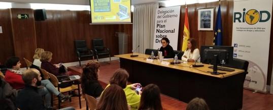 """Guía """"Prevención y Reducción de Riesgos Asociados al Consumo de Drogas y las Adicciones entre la Población Joven"""" de RIOD"""