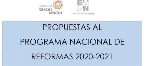 El Tercer Sector presenta una serie de propuestas para defender el Estado del Bienestar ante la pandemia del coronavirus