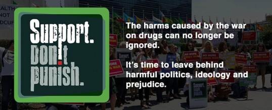 Las entidades andaluzas de adicciones demandamos más prevención y una política de drogas más respetuosa con los derechos humanos