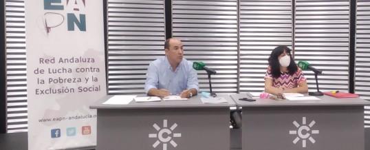 Presentado el Informe sobre el estado de la pobreza en Andalucía 2021